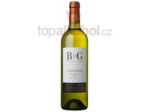 Chardonnay Reserve Barton&Gautier 0,75l