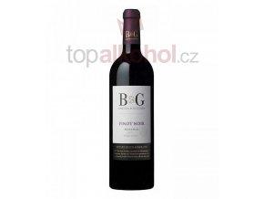 Barton & Guestier Pinot Noir Reserve 0,75 l 11,5 %
