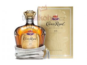 Crown Royal Monarch 75 anniversary 0,75l