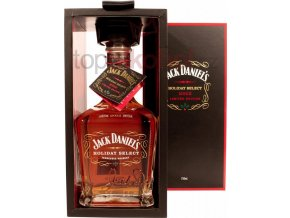 Jack Daniels Holidays Select 2012 0,75l