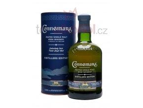 Connemara Distillers Edition 43 % 0,7 l