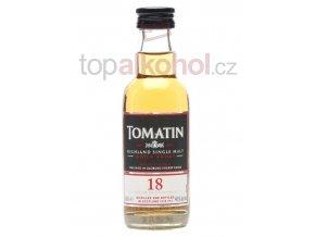 Tomatin 18yo miniatura