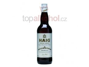 Haig Gold Label 0,7l