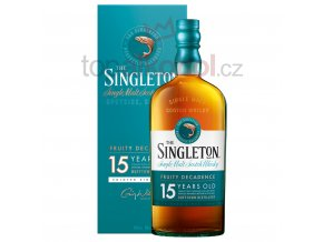 Singleton of Dufftown 15 yo 0,7 l