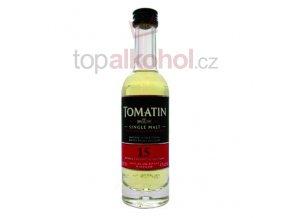 Tomatin 15 yo 0,05 l