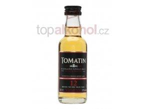 Tomatin 12yo miniatura