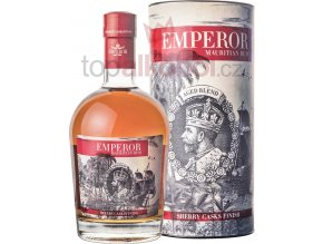 rum emperor sherry casks finish