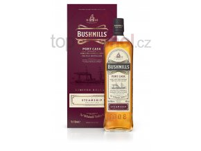 Bushmills Port Cask Single Malt Irish Whiskey Smaller Res