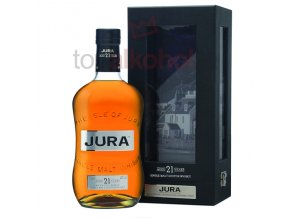 Isle of Jura 21 yo 0,7 l