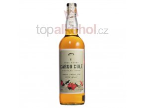 cargo cult spiced rum 70cl temp