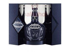 Chivas Regal 21 yo Royal Salute Diamond Jubilee 0,7l