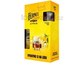 Fernet Stock Citrus darkove baleni