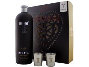 Tatratea 52% 0,7 L dárkové balení