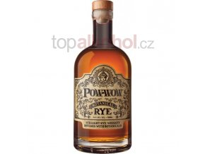 49399 pow wow botanical rye whiskey 0 7 l