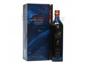 johnnie walker blue label ghost rare p1896 2673 image
