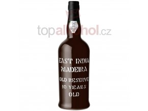 East India Madeira Old Reserve 10 Lat