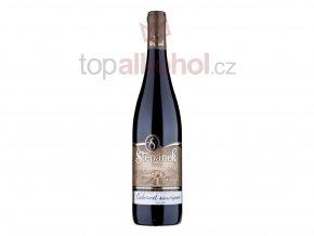 Štěpánek Cabernet Sauvignon pozdní sběr 0,75 l