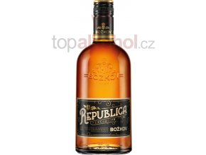 Božkov Republica Exclusive 0,7 l