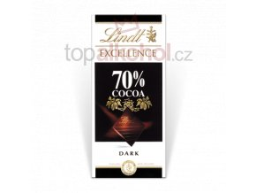 Lindt Excellence 70% Cocoa 100 g