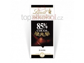 Lindt EXCELLENCE 85% Cocoa 100 g
