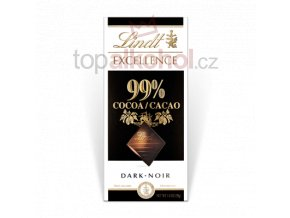 Lindt EXCELLENCE 99% Cocoa 50 g