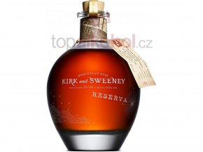 kirk and sweeney 12 year old rum 1 1