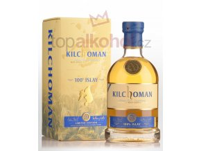 kilchoman 100 islay 7th edition