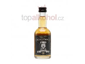 Scallywag Blended Malt Scotch Whisky 0,05 l