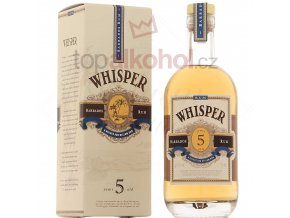 whisper barbados 5 ans 40