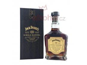 Jack Daniel's Single Barrel Barrel Strength  64,5 % 0,7 l