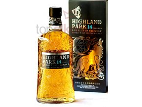 NEU+ Highland Park 14 Years old, Loyalty of the Wolf, 1,0 Liter Orkney single Malt Scotch Whisky 42,3 von Highland Park 17196165
