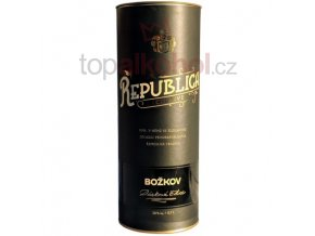Republica Exclusive rum tuba 0,7 l