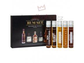 Rumtastic Rum Tasting Selection 5x40ml1 ml