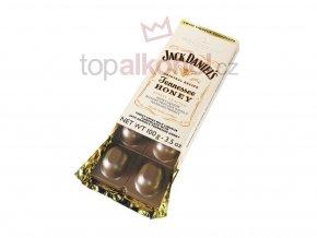 17299 goldkenn mlecna cokolada plnena whisky jack daniel s honey 100g