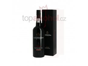 andresen special reserve ruby port wine