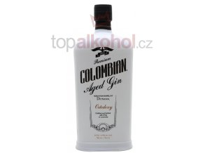 Colombian Dictador whitegin