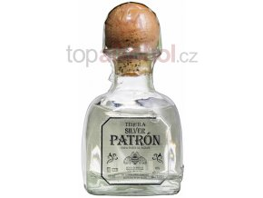 patron silver tequila 50ml 39