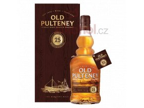 Old Pulteney Aged 25 Years detail
