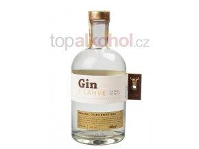 gin z lahve