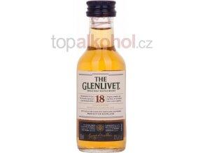 Glenlivet 18yo. mini