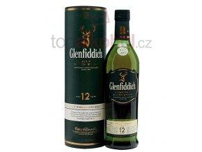 Glenfiddich 12 yo 1 l