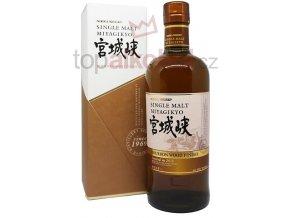 Nikka Miyagikyo bourbon wood