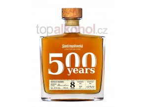 stara myslivecka single barrel 8yo 07l 40