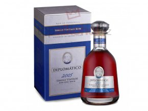 Diplomatico Single Vintage 2005 43 % 0,7 l