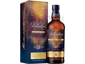 Ballantines 21 yo Warming Spices 0,7 l