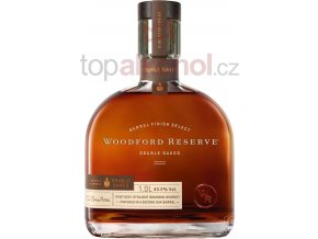 Woodford Reserve Double Oaked 1 l