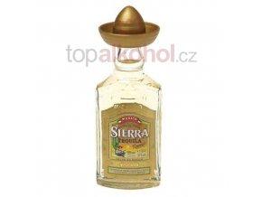 Sierra Tequila Reposado Gold Miniature 4cl new