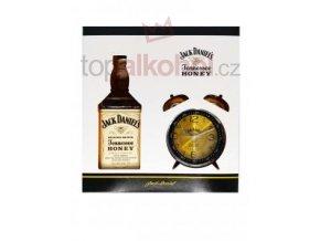 Jack Daniel's Honey 0,7 l s budíkem