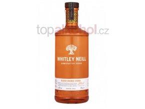 whitley neill blood orange vodka
