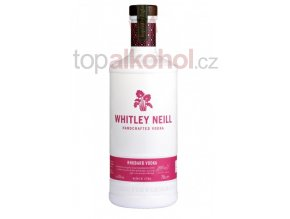 whitley neill rhubarb vodka